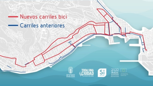Plan de Red de Carriles-Bici