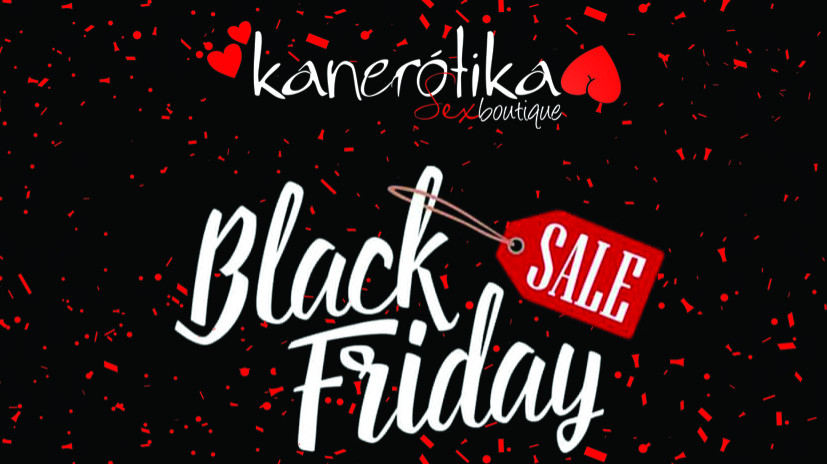 Black Friday Kanerotika